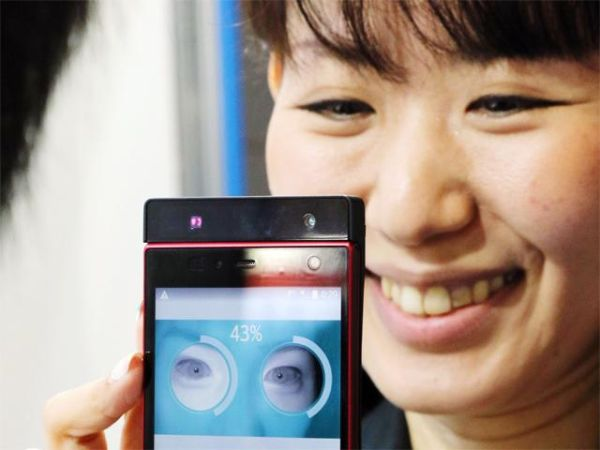Fujitsu-iris-phone 600
