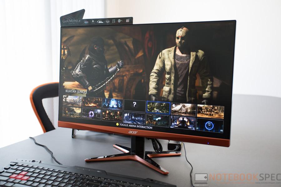 Gaming Monitor Acer XG270HU Review-13