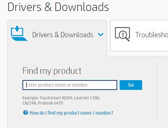 HP Driver Download-4