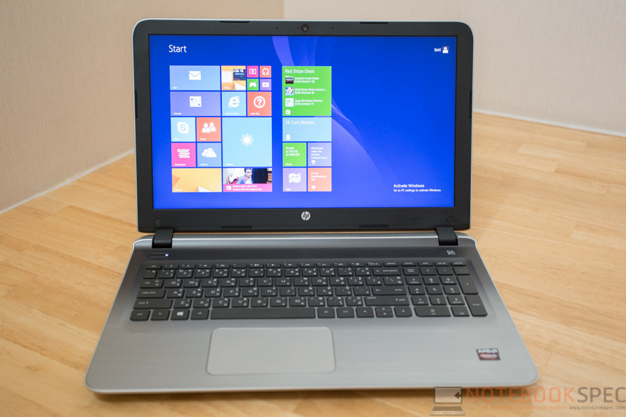 HP Pavilion 15 2015 AMD Review-28