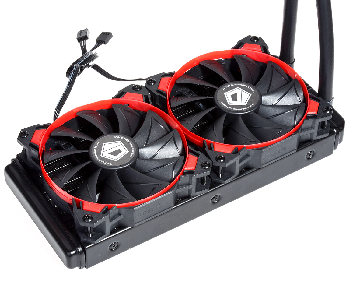 ID-Cooling Hunter Duet AIO Cooler 600 02