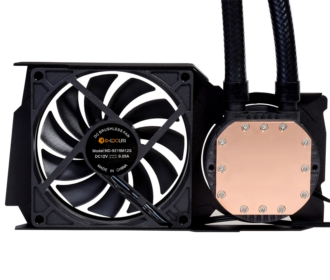 ID-Cooling Hunter Duet AIO Cooler 600 03