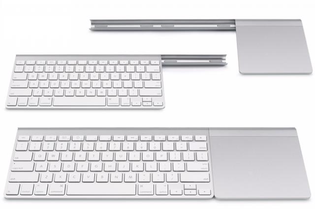 Multi-media keyboard (3)