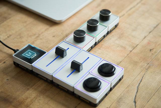 Palette Modular Controls 600 05