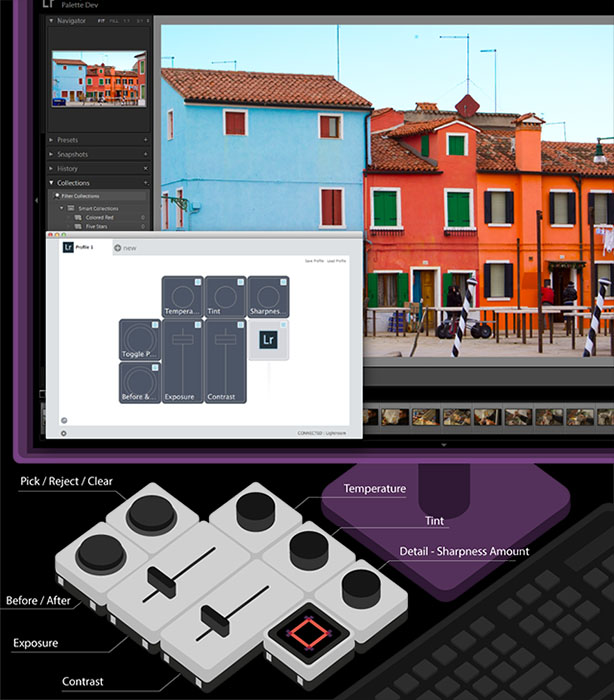 Palette Modular Controls 600 09
