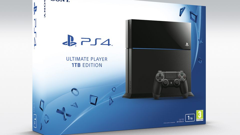 PlayStation 4 Ultimate Player 1TB Edition 600