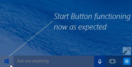 Windows 10 Start menu (2)