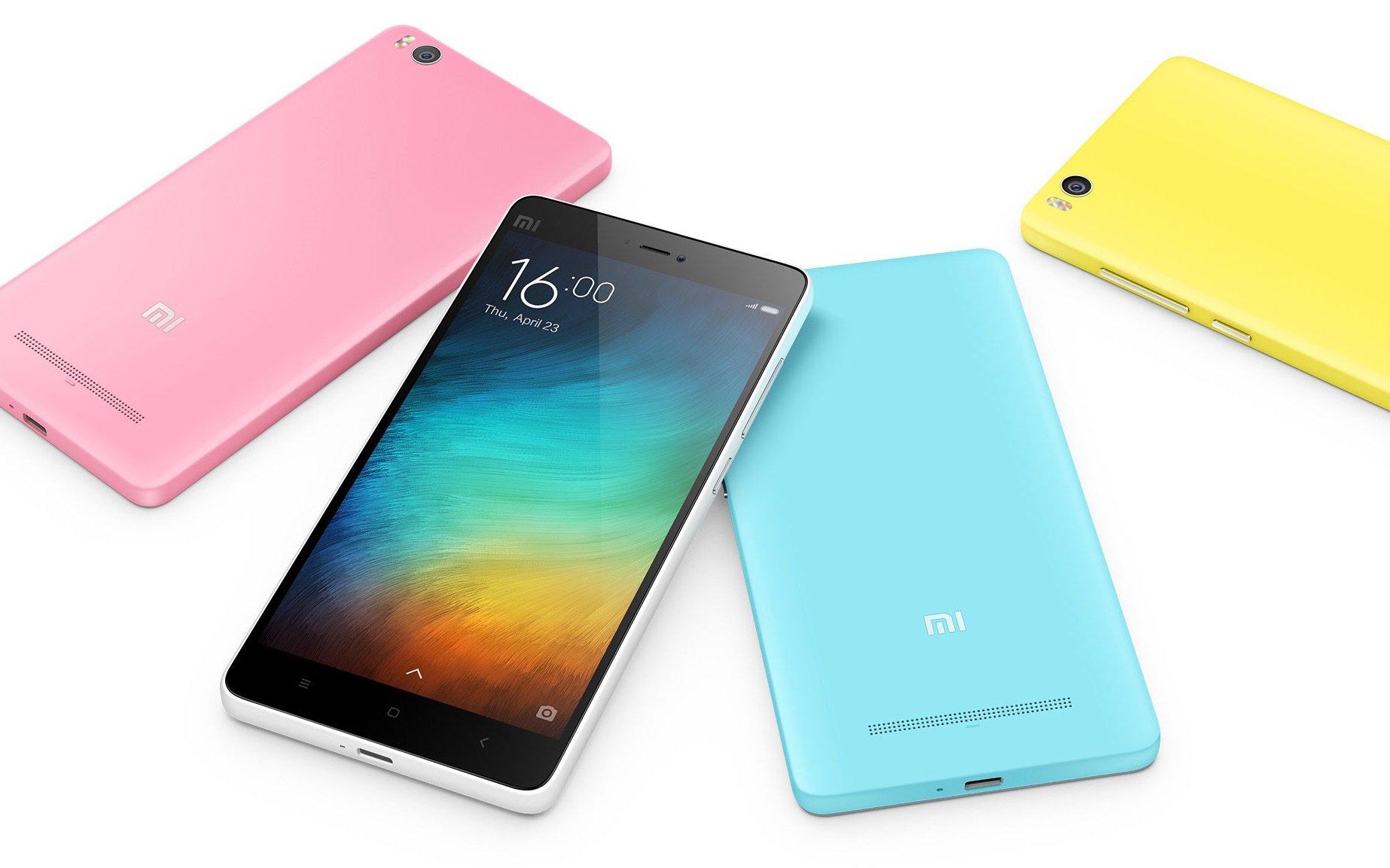 Xiaomi mi phone 600