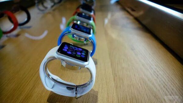 apple watch 600