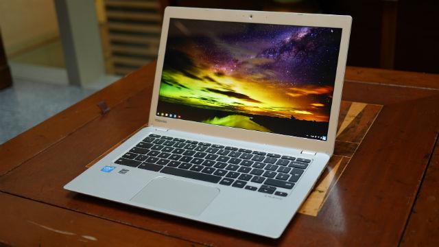 oshiba Chromebook 2