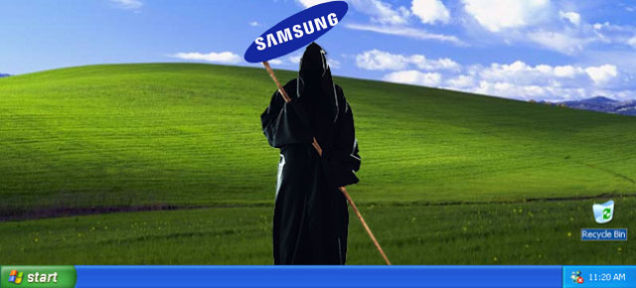 samsung close windows updates 600