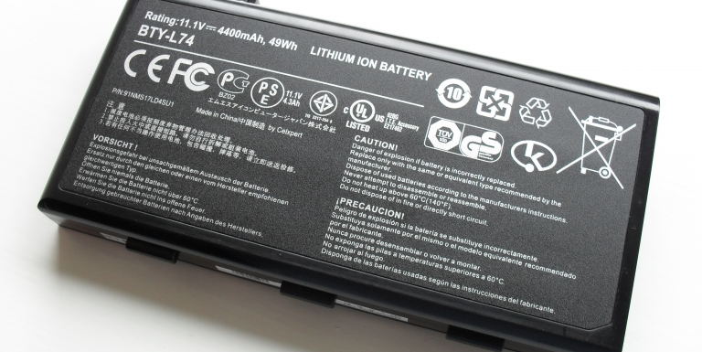 samsung lithium ion battery 600