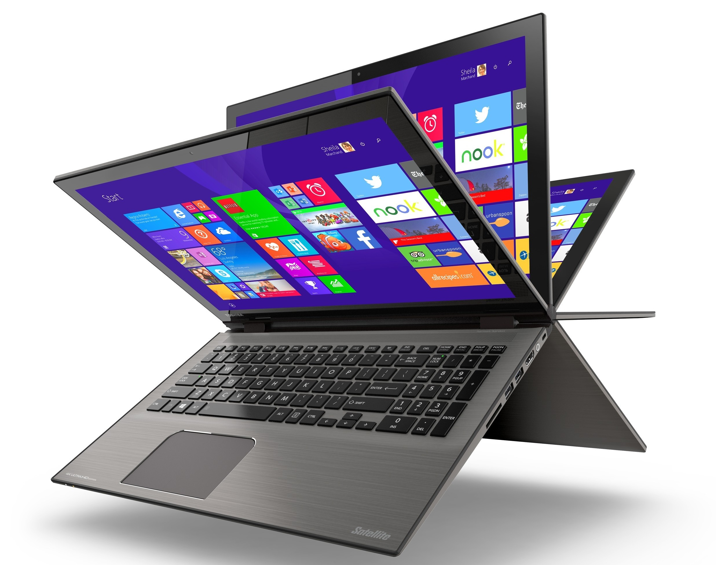 toshiba new Satellite Radius 2-in-1 2015 600
