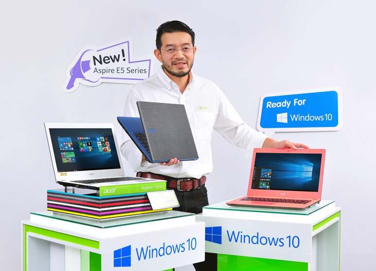 10.1  Acer announces full 2015