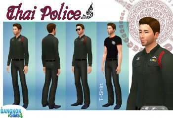 mod the sims 4 thai