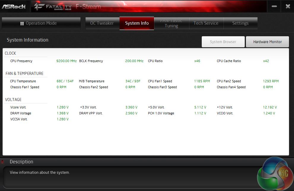 ASRock Fatal1ty Z170 Gaming K6-2