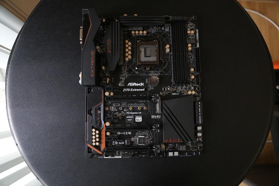ASRock Z170 Extreme4 (9)
