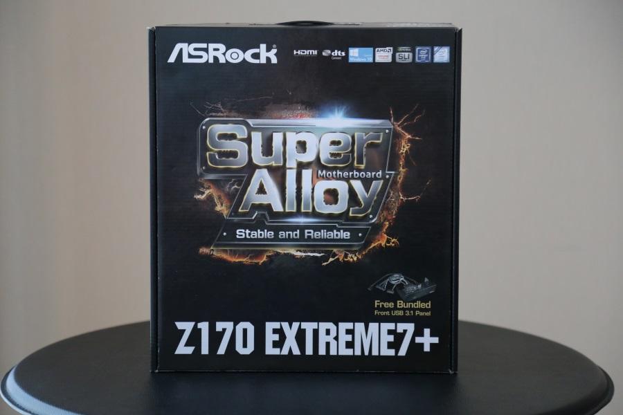 ASRock Z170 Extreme7+ (1)