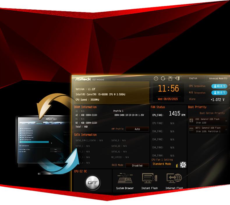 ASRock Z170 Gaming K4 (2)
