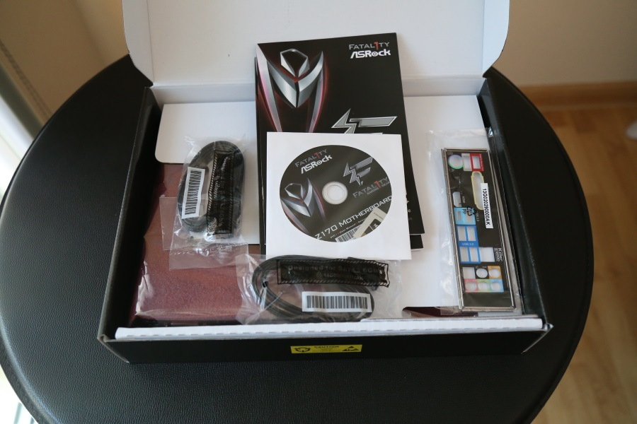 ASRock Z170 Gaming K4 (5)