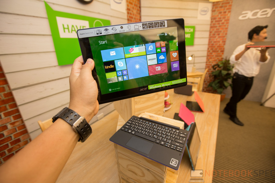 Acer Opening Switch E5 2015-18