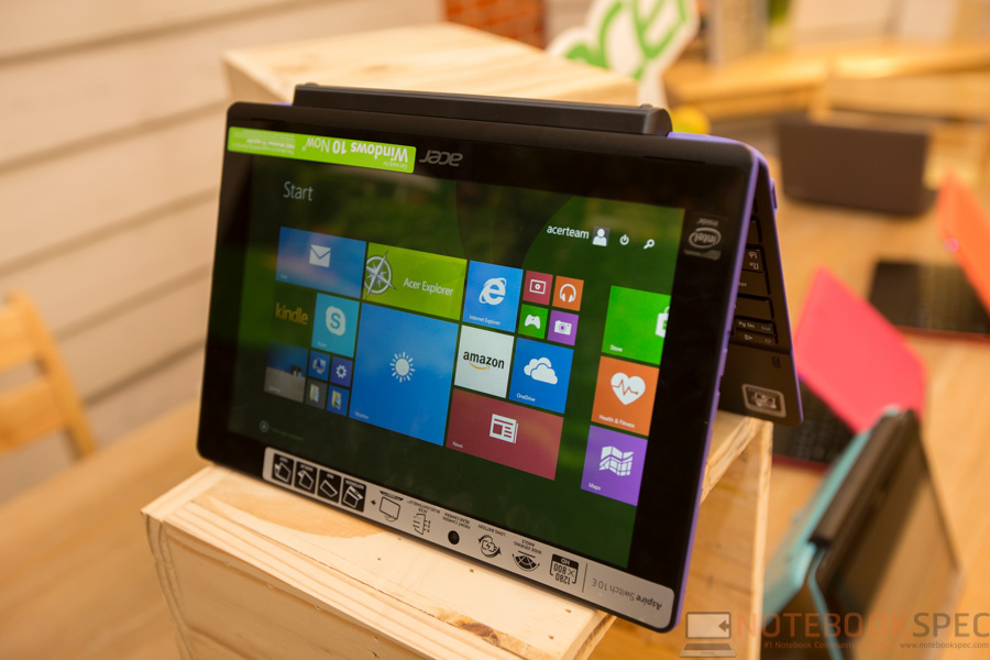 Acer Opening Switch E5 2015-20