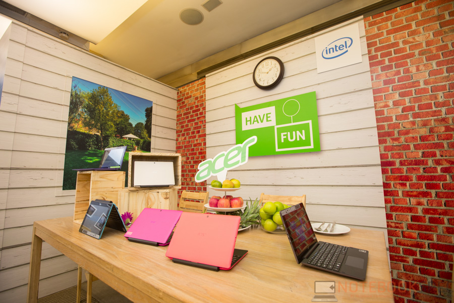 Acer Opening Switch E5 2015-3