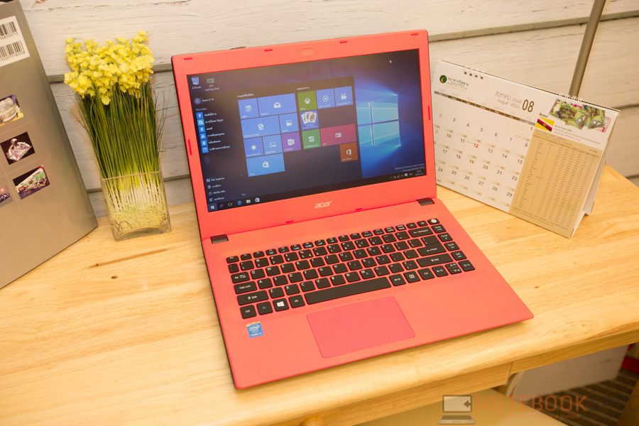 Acer Opening Switch E5 2015-35