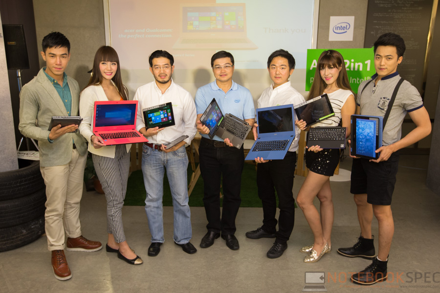 Acer Opening Switch E5 2015-49