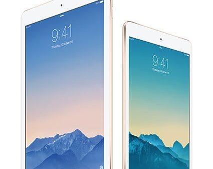 Apple iPad Mini 4 and iPad Mini 2 600