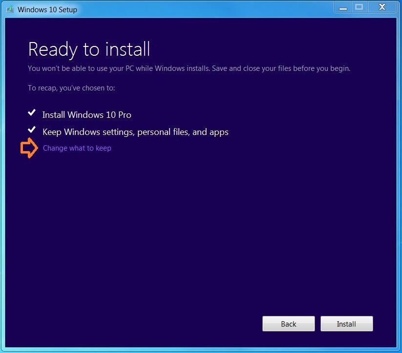 How to do a clean install of Windows 10 600 11