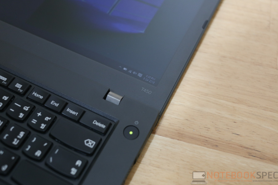 Lenovo ThinkPad T450 Review-12