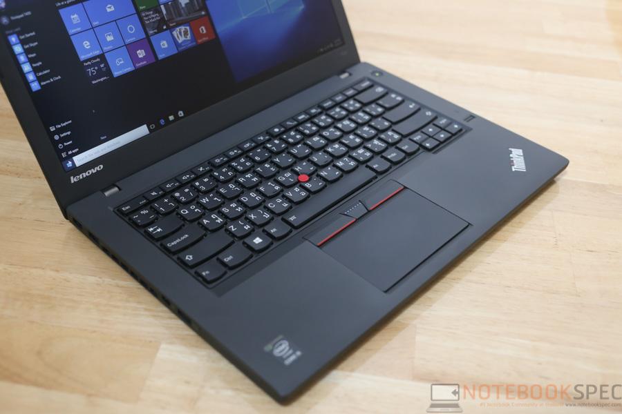 Lenovo ThinkPad T450 Review [โน้ตบุ๊คมืออาชีพ ถึกทน พร้อมรับประกัน 3