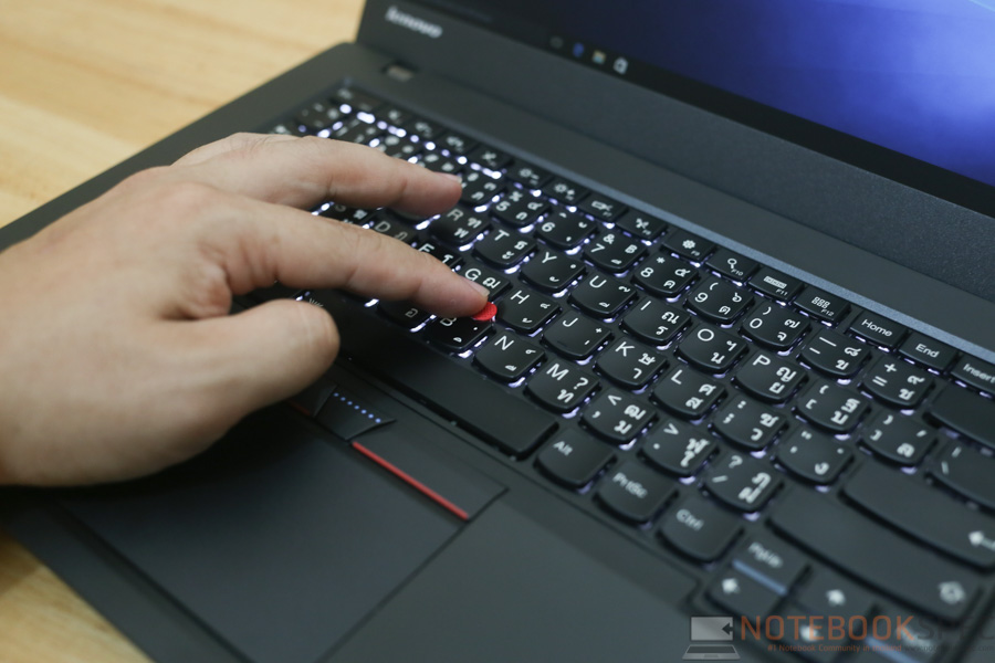 Lenovo ThinkPad T450 Review-22