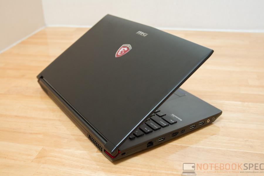 MSI GP62 Gaming Notebook Review-3