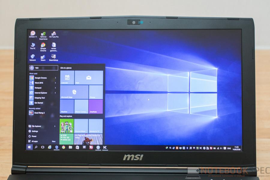 MSI GP62 Gaming Notebook Review-8