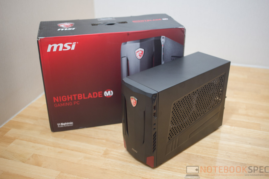 MSI Nightblade M1 Review-9