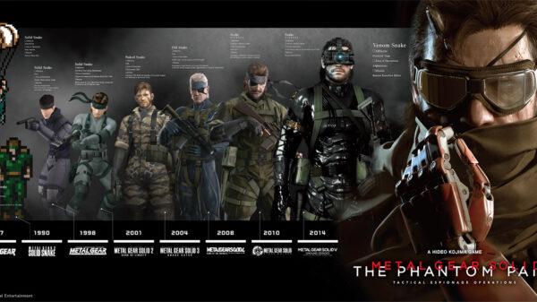 Metal Gear Solid V1