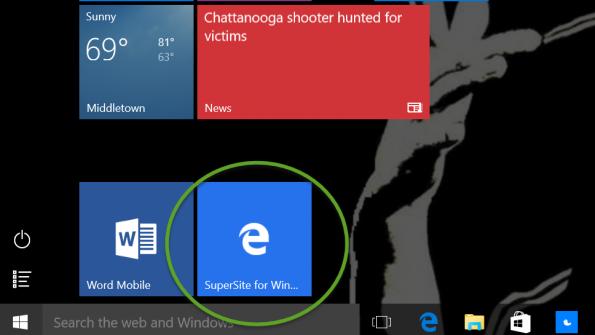 Pin to Start Screen Windows 10 (1)