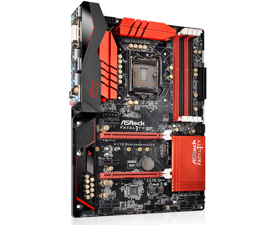 ASRock Fatal1ty H170 Performance D3-2