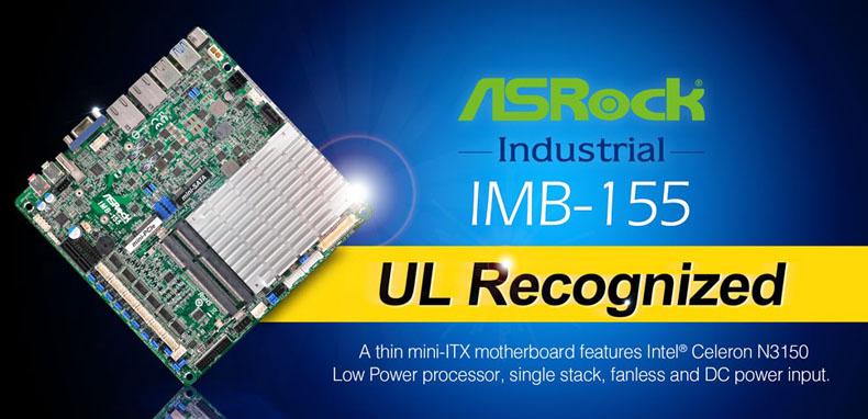 ASRock IMB-155