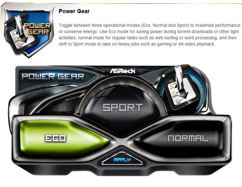 ASRock-Power Gear
