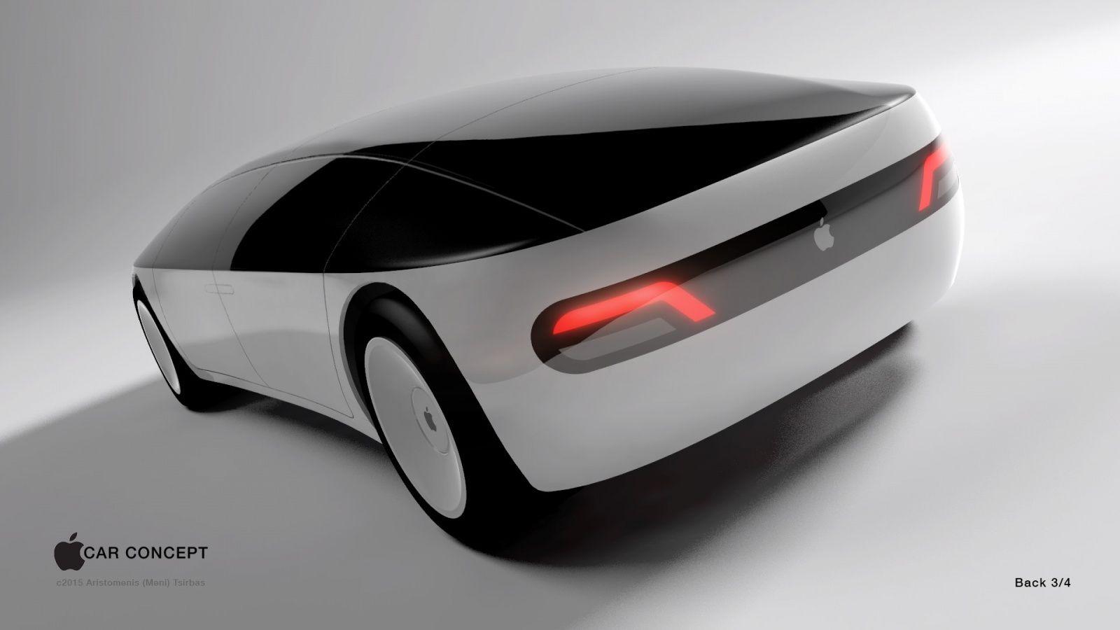 Apple Car concept 600