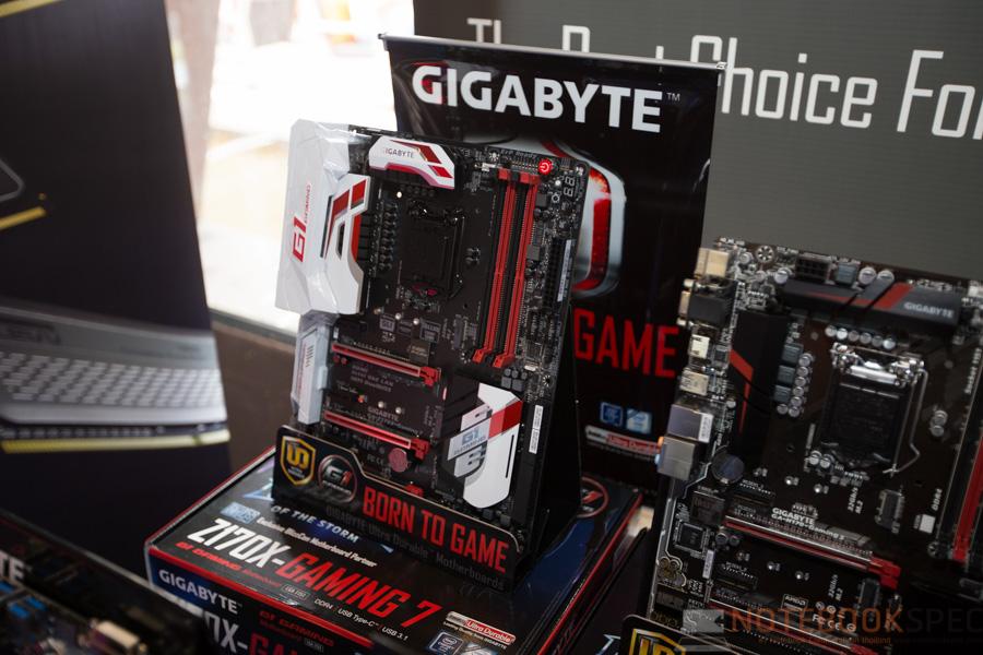Gigabyte 100 Series-5