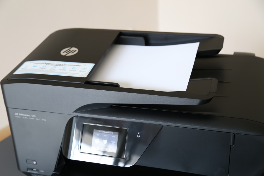 HP Officejet 7510 (19)