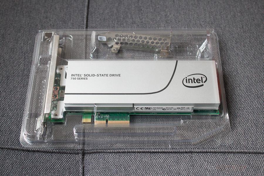 INTEL SSD750-8