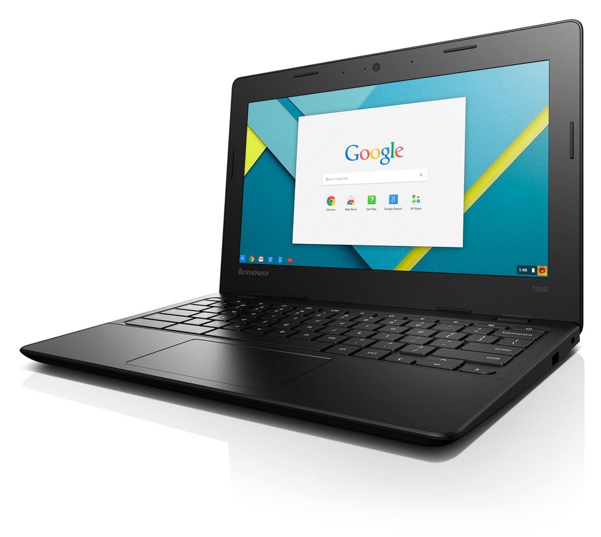 Ideapad 100S Chromebook 600 05