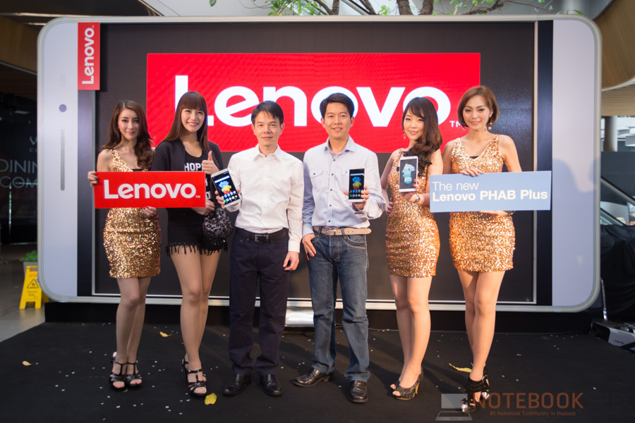 Lenovo PHAB Plus Event-34