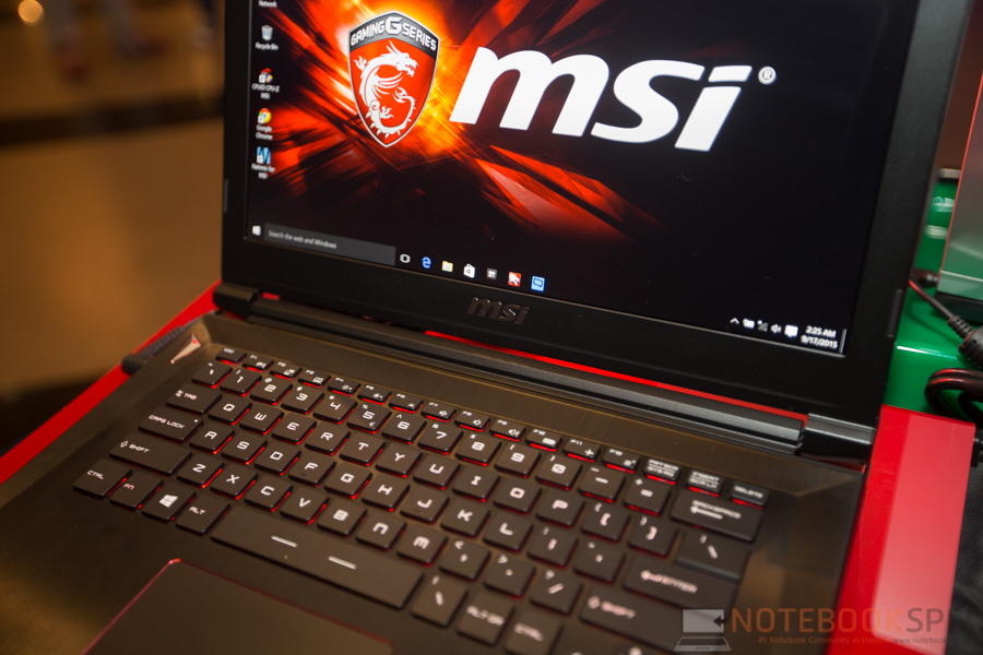 MSI Launch Notebook Intel Skylake-12