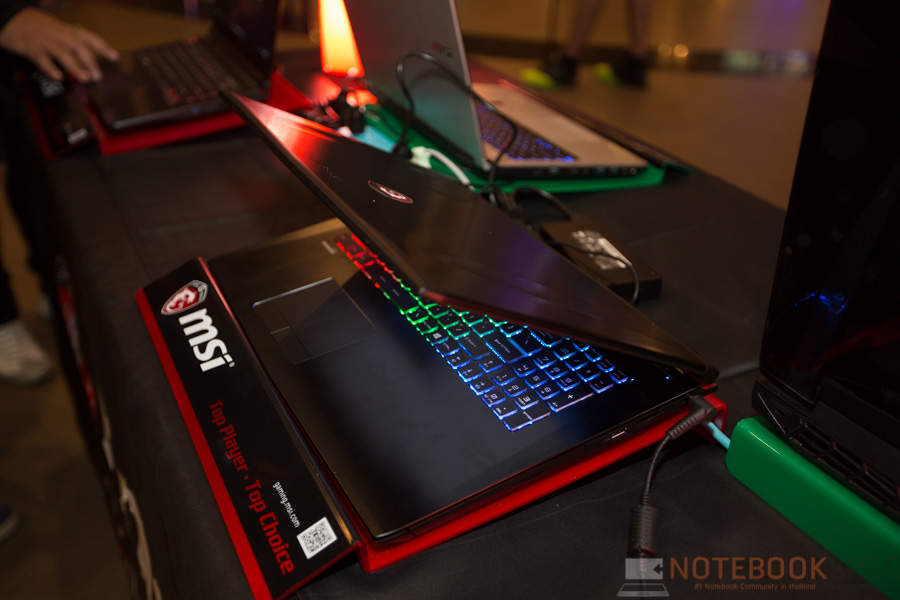 MSI Launch Notebook Intel Skylake-28